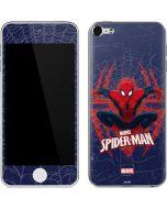 Spider-Man Web Apple iPod Skin