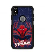 Spider-Man Web Otterbox Commuter iPhone Skin