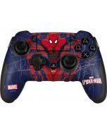 Spider-Man Web PlayStation Scuf Vantage 2 Controller Skin