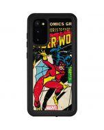 Spider-Woman #1 Galaxy S20 Waterproof Case