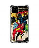 Spider-Woman #1 Google Pixel 5 Clear Case