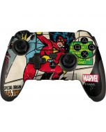 Spider-Woman #1 PlayStation Scuf Vantage 2 Controller Skin