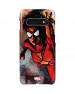 Spider-Woman In Action Galaxy S10 Plus Lite Case