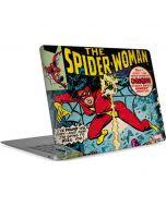 Spider-Woman Origins Apple MacBook Air Skin