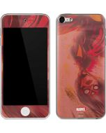 Spider-Woman Radiance Apple iPod Skin