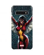 Spider-Woman Web Galaxy S10 Plus Lite Case
