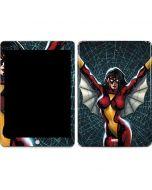Spider-Woman Web Apple iPad Skin