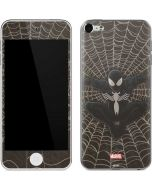 Spidey Black Apple iPod Skin