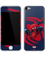 Spidey Shooting Web Apple iPod Skin