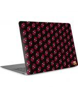 Spidey Web-Head Grid Apple MacBook Air Skin