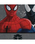 Red and Black Spider-Man Yoga 910 2-in-1 14in Touch-Screen Skin