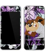 Splatter Paint Tasmanian Devil Apple iPod Skin