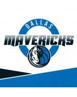 Dallas Mavericks Split Apple iPad Skin