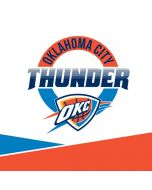 Oklahoma City Thunder Split Apple iPad Skin