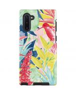 Spring Bird of Paradise Galaxy Note 10 Pro Case
