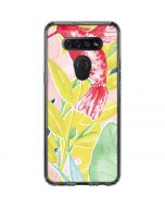 Spring Bird of Paradise LG K51/Q51 Clear Case