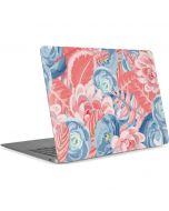 Spring Floral Apple MacBook Air Skin