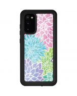 Spring Flowers Galaxy S20 Waterproof Case
