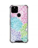 Spring Flowers Google Pixel 5 Clear Case