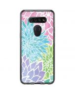 Spring Flowers LG K51/Q51 Clear Case