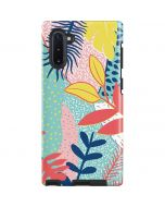 Spring Leaves Galaxy Note 10 Pro Case