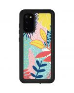 Spring Leaves Galaxy S20 Waterproof Case