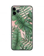 Spring Palm Leaves iPhone 11 Pro Max Skin