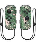 Spring Palm Leaves Nintendo Joy-Con (L/R) Controller Skin