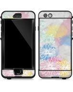 Spring Watercolors LifeProof Nuud iPhone Skin