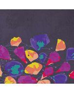 Purple Bouquet Amazon Echo Skin