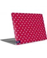 St. Louis Cardinals Full Count Apple MacBook Air Skin