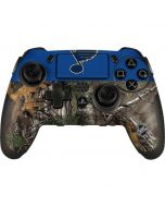St. Louis Blues Realtree Xtra Camo PlayStation Scuf Vantage 2 Controller Skin