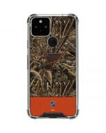St. Louis Blues Realtree Max-5 Camo Google Pixel 5 Clear Case