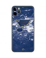 St. Louis Blues Frozen iPhone 11 Pro Max Skin