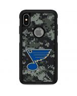 St. Louis Blues Camo Otterbox Commuter iPhone Skin