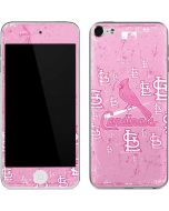 St. Louis Cardinals - Pink Primary Logo Blast Apple iPod Skin