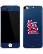 St. Louis Cardinals- Alternate Solid Distressed Apple iPod Skin