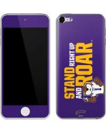 Stand Right Up And Roar LSU Tigers Apple iPod Skin