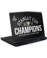 Stanley Cup Champions Pittsburgh Penguins Dell Alienware Skin