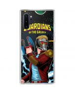 Star-Lord Galaxy Note 10 Plus Clear Case