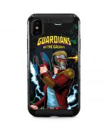Star-Lord iPhone XS Max Cargo Case