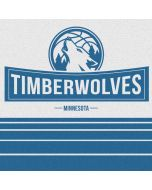 Minnesota Timberwolves Static Apple iPad Skin