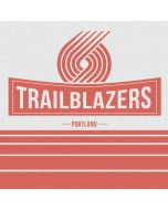 Portland Trail Blazers Static Dell XPS Skin