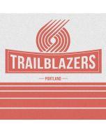 Portland Trail Blazers Static Dell XPS Skin