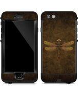 Steampunk & Gear Dragonfly LifeProof Nuud iPhone Skin
