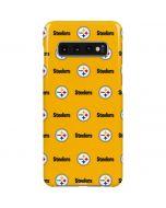 Pittsburgh Steelers Blitz Series Galaxy S10 Lite Case
