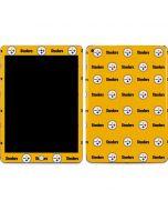 Pittsburgh Steelers Blitz Series Apple iPad Skin