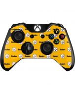 Pittsburgh Steelers Blitz Series Xbox One Controller Skin