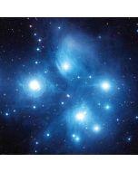 The Pleiades Star Cluster Apple iPad Skin