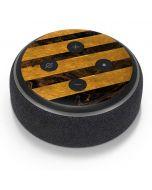 Striped Marble Amazon Echo Dot Skin